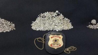 PF cumpre mandado no Piauí em operação contra exploração ilegal de diamantes 3