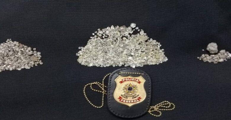 PF cumpre mandado no Piauí em operação contra exploração ilegal de diamantes 1