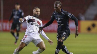 Flamengo joga mal, sofre cinco gols e é goleado pelo Independiente del Valle em Quito 8