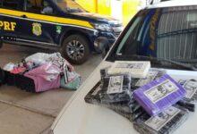 PRF apreende na BR 230 em Floriano droga avaliada em mais de um milhão de reais 18