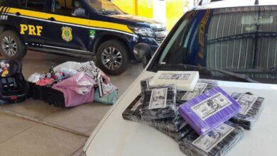 PRF apreende na BR 230 em Floriano droga avaliada em mais de um milhão de reais 5