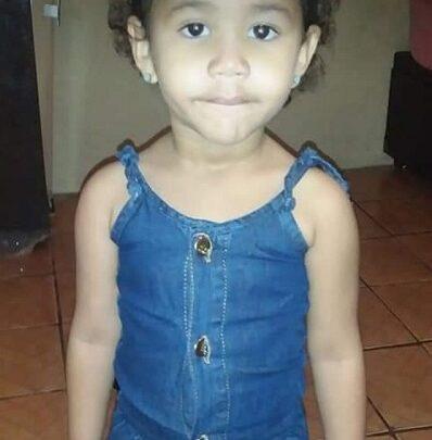 Pais pedem ajuda para custear tratamento de Elen Tauany de apenas 4 anos de idade 1