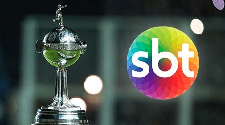 SBT assina contrato e vai transmitir Libertadores até 2022 1