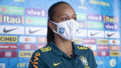 Piauiense Adriana celebra recomeço na seleção após lesão que a tirou da Copa 9