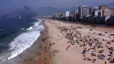 Covid-19: taxa de transmissão brasileira volta ao nível de descontrole 3