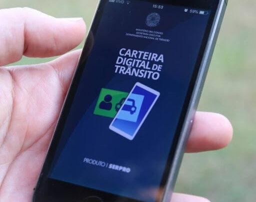 Denatran oferece função de pagamento de multas por aplicativo 1