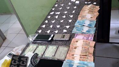 Simplício Mendes  Polícia Militar prende 04 homens em operação contra o tráfico de drogas 3