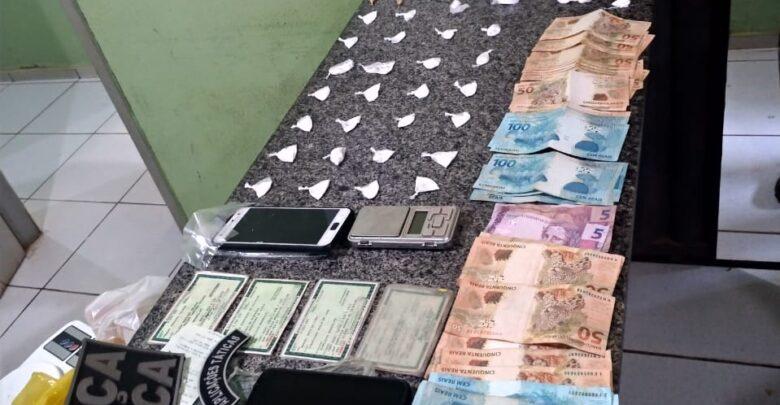 Simplício Mendes| Polícia Militar prende 04 homens em operação contra o tráfico de drogas 1