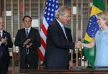 Brasil e banco americano assinam acordo de US$ 1 bi em investimentos 7