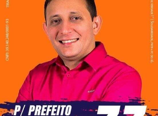 Candidato a prefeito é morto com tiro na cabeça enquanto lanchava no Pará 1