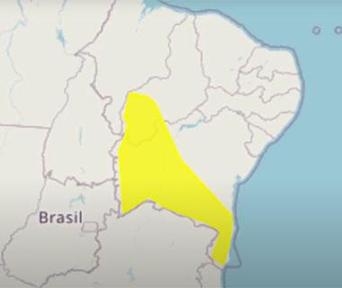 Mesmo no B R O Bró, cidade do Piauí registrou o 2º maior volume de chuva do país 1