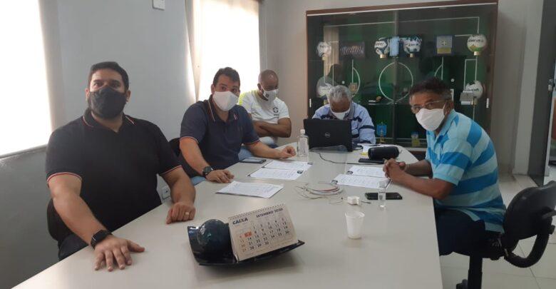 Reunião define retomada do Campeonato Piauiense no dia 11 de novembro 1