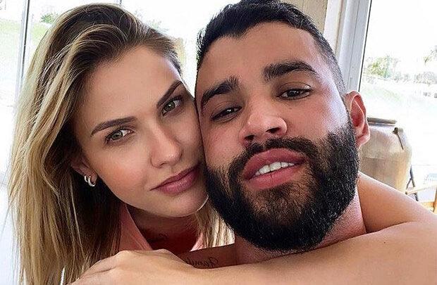 Gusttavo Lima apaga vídeo em que apontava motivos da separação de Andressa Suita 1