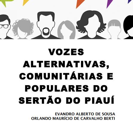 Alunos e professores da UESPI de Picos lançam livro de Comunicação 1