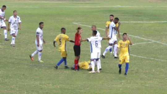 Em jogo de baixo nível técnico, Oeirense e Tiradentes empatam sem gols 1