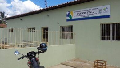Homem é preso suspeito de agredir filho de nove meses em hospital em Valença do Piauí 3