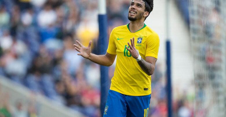 Lucas Paquetá é chamado para o lugar de Philippe Coutinho na seleção brasileira 1