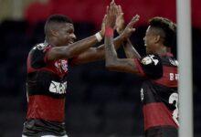 Flamengo vence, convence, ganha fôlego e boas alternativas para encarar sequência decisiva 12