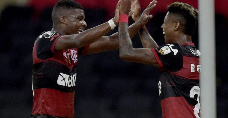 Flamengo vence, convence, ganha fôlego e boas alternativas para encarar sequência decisiva 1