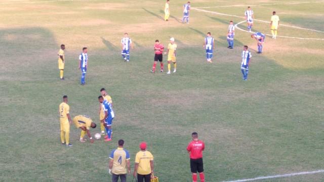 Tiradentes-PI goleia Oeirense e garante volta para Série A do Piauiense 1