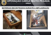 Polícia do Pernambuco cumpre mandados de busca e apreensão em Picos 10