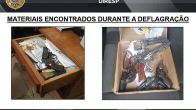 Polícia do Pernambuco cumpre mandados de busca e apreensão em Picos 4