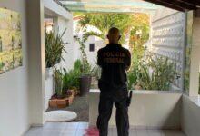 """Operação """"Democracia Pescada"""": PF cumpre 8 mandados que investiga corrupção eleitoral em Barras 11"""