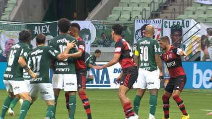O que mudou de Palmeiras x Flamengo para o maior surto de covid desde o início do Brasileirão 1
