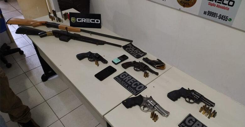 Tenente da PM e mais 4 são presos suspeitos de envolvimento com comércio ilegal de armas 1