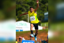 Piauiense leva 1º lugar no Campeonato Brasileiro de Atletismo Sub-18 12