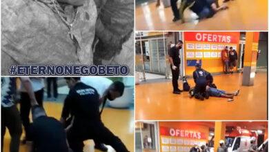 Homem negro é espancado até a morte por seguranças de supermercado 3