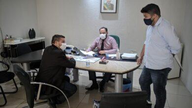 Vereador Gilmar Fontes participa de reunião com Presidente Estadual do DETRAN-PI 2