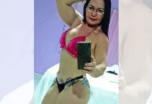 Mulher é sucesso na internet ao 62 anos, com 4 filhos e 3 netos, por superação e corpo sarado 8