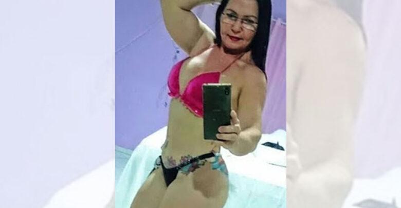 Mulher é sucesso na internet ao 62 anos, com 4 filhos e 3 netos, por superação e corpo sarado 1
