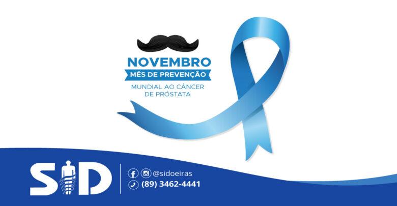 Novembro é mês mundial de prevenção ao Câncer de Próstata 1
