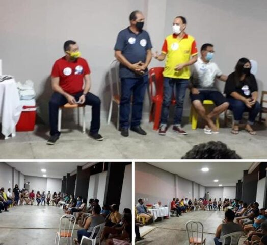 Prefeito de Picos desrespeita o próprio decreto que proíbe campanha 2