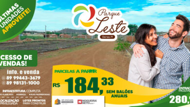 Mega promoção lotes por apenas R$ 184,33 mensal 5