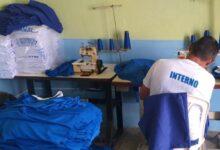 Reeducandos da Penitenciária produzem máscaras e uniformes em Floriano 8