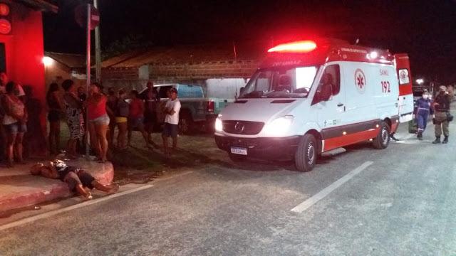 Deficiente auditivo é espancado por dois jovens após parar para descansar em rua no Piauí 1