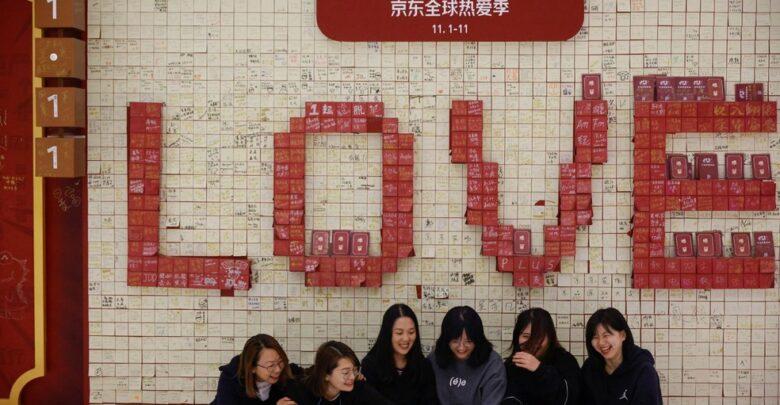 """China movimenta cerca de R$ 300 bilhões em vendas no """"Dia dos solteiros"""" 1"""