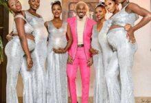 Empresário casa com 6 mulheres, todas grávidas dele 14