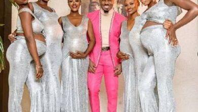 Empresário casa com 6 mulheres, todas grávidas dele 7