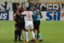 São Paulo diz que não tentará anular jogo contra Ceará, mas cobra revisão na aplicação do VAR 16