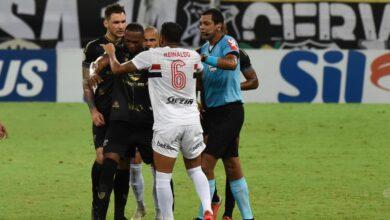 São Paulo diz que não tentará anular jogo contra Ceará, mas cobra revisão na aplicação do VAR 7