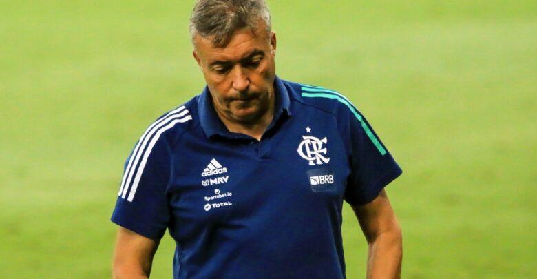 Após goleadas sofridas no Brasileiro, Flamengo decide pela saída de Domènec Torrent 1