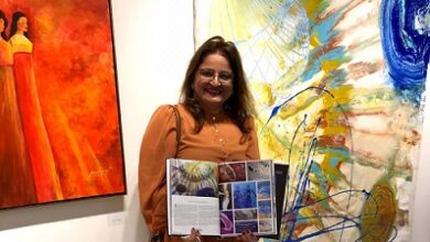Artista plástica piauiense tem obras publicadas em anuário de SP 5