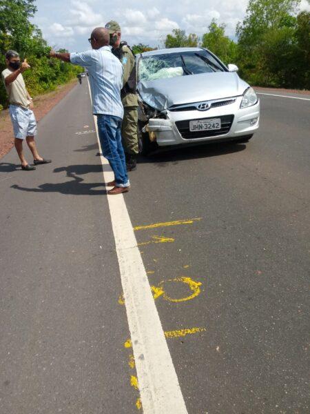 Adolescente de 14 anos morre após colisão frontal na BR-135 no Sul do Piauí 2