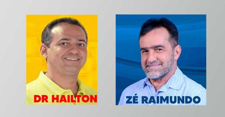 O candidato Zé Raimundo (PP) eleito prefeito de Oeiras com uma maioria de 43 votos 1