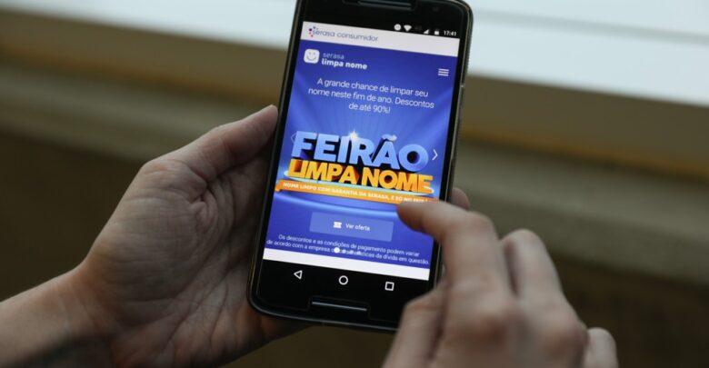 Serasa promove ação para quitar dívidas com até 99% de desconto 1