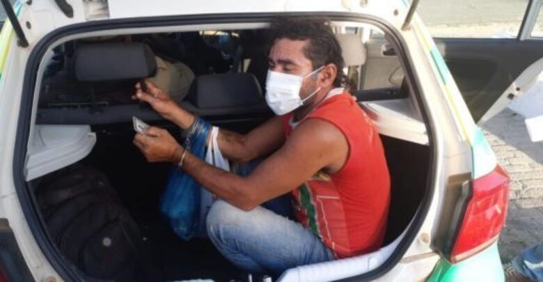 Artesão que atingiu a mãe com tiro de espingarda é transferido para presídio no Piauí 1